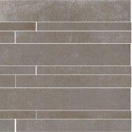 Mozaiek Arcana Bruay Niquel 30x30 cm Donker Grijs (Doosinhoud 1.08m2)