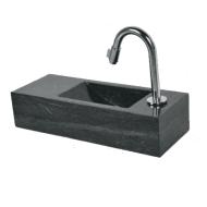 FonteinPack Slim hardsteen 45X17X10CM (Keuze uit 18 kranen)