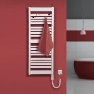 Handdoekradiator IP Nevada Wit Verkrijgbaar in 4 verschillende maten (Ook in elektrische uitvoering)