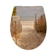 Toiletzitting Cedo Beach Path Softclose Bruin