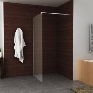 BWS Zijwand Eco 100x195 cm 6 mm NANO Coating