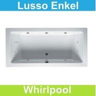 Ligbad Riho Lusso 190x80 cm Whirlpool Enkel systeem