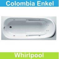 Ligbad Riho Colombia 140 x 70 cm Whirlpool Enkel systeem