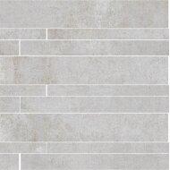 Mozaiek Arcana Bruay Ceniza 30x30 cm Licht Grijs (Doosinhoud 1.08m2)