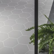 Hexagon Vloertegel Timeless Grey 15x17 cm Mat Grijs (doosinhoud 0.58 m2)