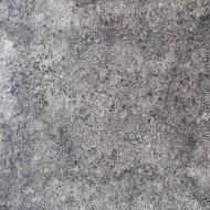 Vloertegel Bricklane Nero 7,5x30,5 cm Gerectificeerd Keramiek Zwart
