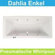 Whirlpool Pneumatisch Boss & Wessing Dahlia 190x90 cm Enkel Systeem