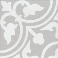 Vtwonen Douglas & Jones Vloer en Wandtegel Vintage Flavie Gris 20x20 cm