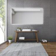 Spiegel Gliss Design Horizontaal Led Standaard Verlichting 120cm