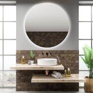 Spiegel Gliss Design Oko Rond LED Verlichting 120cm