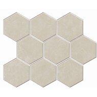 Hexagontegel Cristacer Capitolina Beige 29.2x29.2 cm (Per m2)