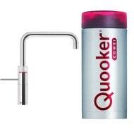 Quooker Fusion Round Chroom met Combi + Boiler