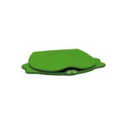 Kinderclosetzitting Sphinx 300 Turtle met deksel groen | Tegeldepot.nl