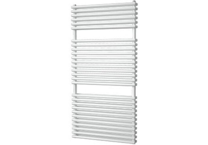 Designradiator Florion Nxt Dubbel 121,6 x 60 cm 980 Watt Pearl Grey