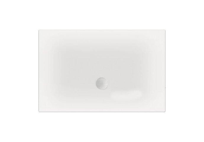 Luxe zelfdragende douchevloer Flat 180 x 90 x 3,5 cm (Douchebak)