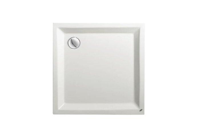 Douchebak acryl wit 80 x 80 cm vierkant 5cm hoog