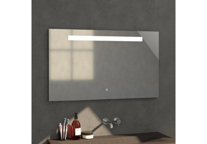 Badkamerspiegel met LED Verlichting Sanitop Light 120x70 cm