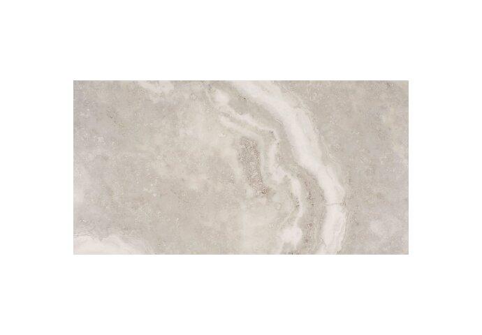 Vloertegel Cristacer Tavertino Di Caracalla Silver 60x120 cm (doosinhoud 1.44 m2)