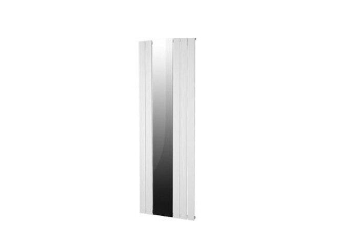 Designradiator Covallina Specchia 1800 x 602 mm Wit Structuur