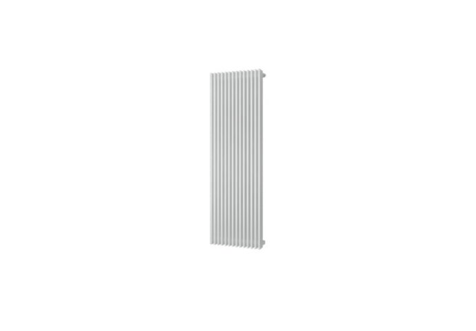 Designradiator Plieger Antika Retto 1556 Watt Middenaansluiting 180x41,5 cm Wit