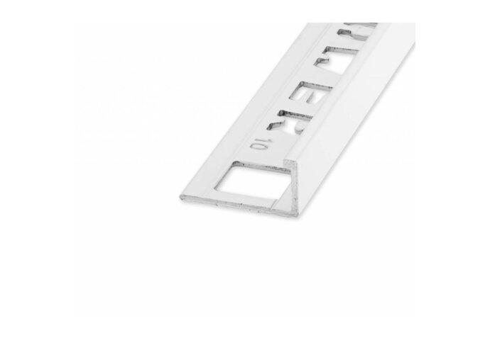 Ox Tegelprofiel Eltex Rechthoekig Glanzend Zilver 8 mm
