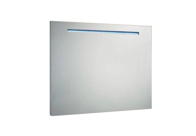 Spiegel Sanilux Mirror 120x80x4.5cm Aluminium met LED verlichting