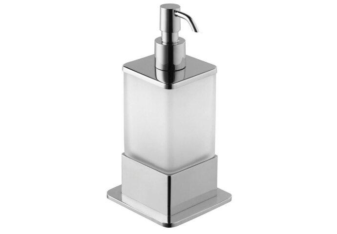 Eris vrijstaande zeepdispenser chroom (Accessoires)