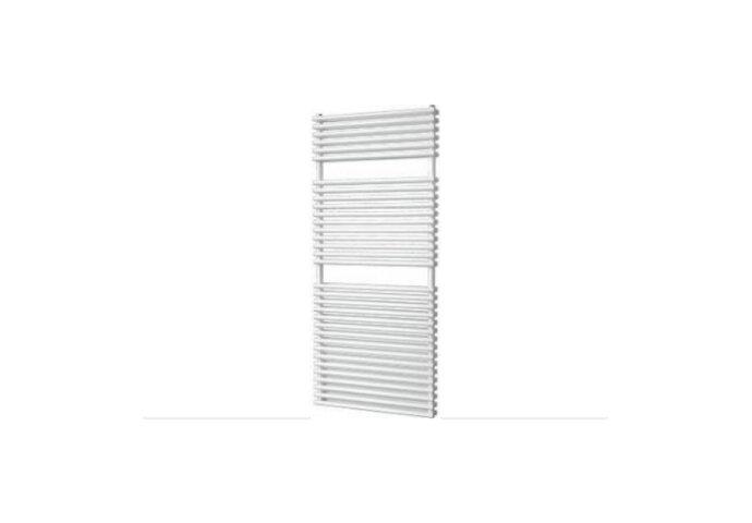 Designradiator Florion Nxt Dubbel 140,6 x 60 cm 1153 Watt Wit Structuur