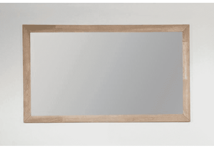 Spiegel Natural Wood 120 cm