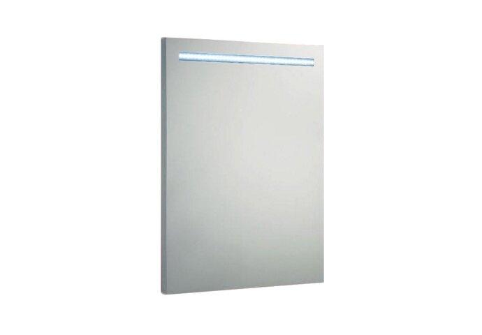 Spiegel Sanilux Mirror 58x80x4.5cm Aluminium met LED verlichting
