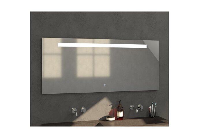 Badkamerspiegel met LED Verlichting Sanitop Light 160x70 cm