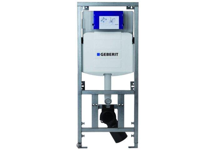 Plieger Isar inbouwreservoir met Geberit UP320 Duofix (Toilet reservoirs)