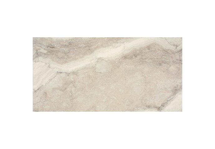Vloertegel Cristacer Tavertino Di Caracalla Bianco 60x120 cm (doosinhoud 1.44 m2)