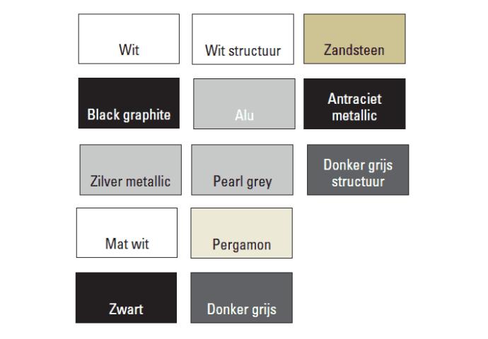 Designradiator Boss & Wessing Franto Dastro 121 x 60 cm 690 Watt Buis Rechts Black Graphite