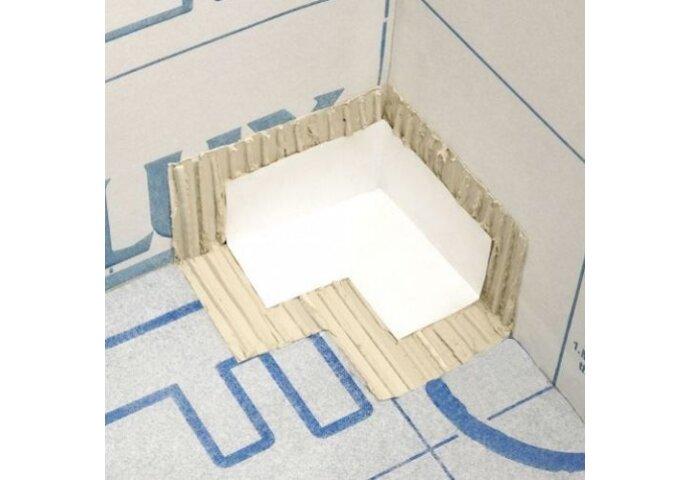 Homelux Binnenhoek (2 stuks) (Waterdichtmaken)