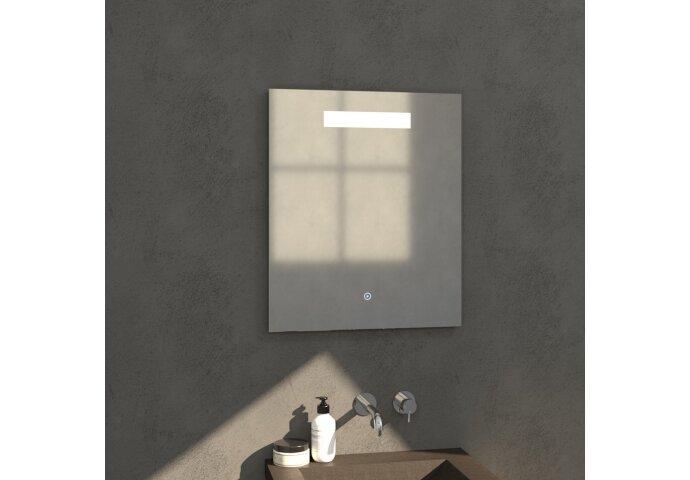 Badkamerspiegel met LED Verlichting Sanitop Light 60x70 cm
