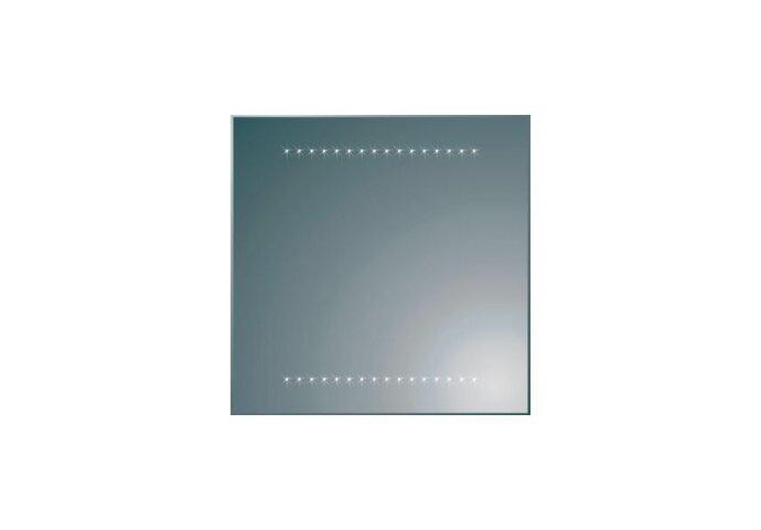 Spiegel Plieger met dubbele geïntegreerde LED-verlichting 60x60cm
