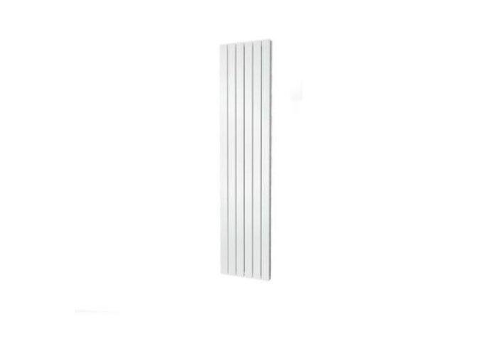 Handdoekradiator Covallina Retta Dubbel 1800 x 450 mm Donker grijs structuur